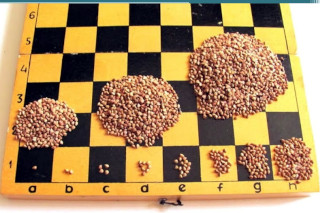 Легенда о шахматной доске
